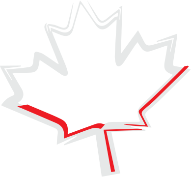 A maple leaf image