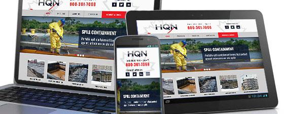 hqn announces new website
